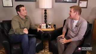 Todd Chrisley talks about Jana Kramer and DWTS | Rare Country