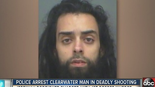 Police arrest Clearwater man in deadly shooting - Video
