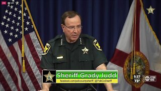 President Trump appoints Sheriff Grady to council on juvenile justice