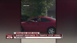 Acting Milwaukee County Sheriff Richard Schmidt addresses racial comment made during traffic stop - Video