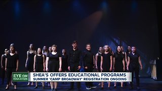 Shea's theatre offers summer camps