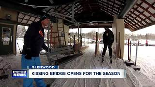 Kissing Bridge 6PM - Video