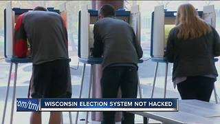 Homeland Security: Wisconsin state elections not targeted - Video