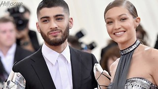 Gigi Hadid & Zayn Malik OFFICIALLY Back Together! - Video