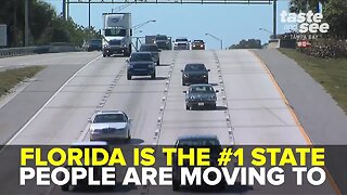 Florida becomes the No. 1 state for population growth | Taste and See Tampa Bay