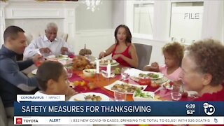 Local professor offers Thanksgiving safety tips