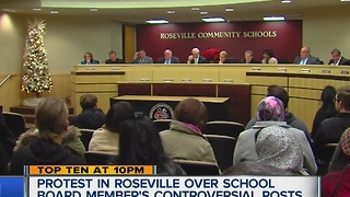 School official under fire for anti-Muslim social media posts