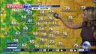 Monday forecast: Mostly sunny and warmer start to the week - Video