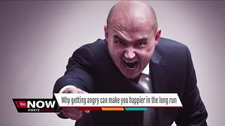 Why getting angry can make you happier in the long run - Video