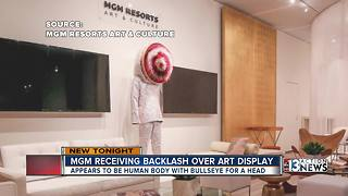 Art display receives backlash from 1 October victims - Video