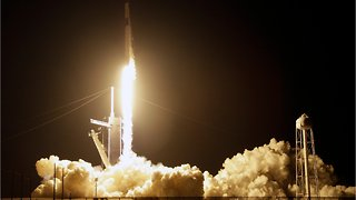 SpaceX Test Runs Capsule To International Space Station