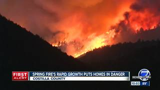 Colorado wildfires: Here is the latest information on current wildfires - Video