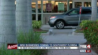 New Business Coming to Southwest Florida - Video