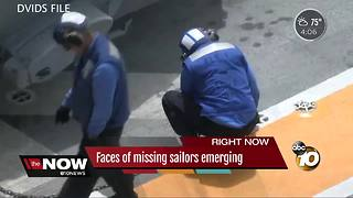 Devastation strikes as the Navy notifies families of missing USS John S. McCain sailors - Video