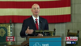 Gov. Ricketts says state would sue over Omaha mask mandate