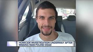 Father pleads for answers after his missing son is found dead - Video