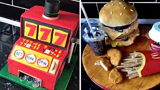 FLIPPIN' HECK! BAKER WOWS CUSTOMERS WITH AMAZING CAKES THAT LOOK LIKE TAKEAWAY FAVOURITES