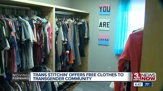 Trans Stitchin' offers free clothes to trans community