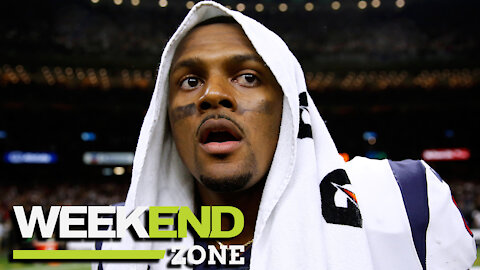 "Texans Refusing To Trade Deshaun Watson, Martellus Bennett Goes Off On The 'Dark Side"" Of NFL 