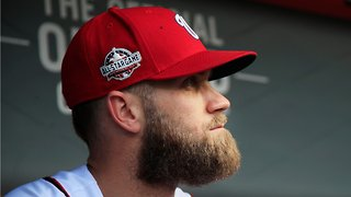 Brycer Harper To Sign With Philadelphia Phillies