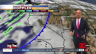 Cool temps, cloudy skies, and very good air quality for the Bakersfield Marathon! - Video