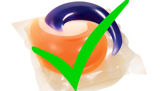 How to use a tide pod - Video