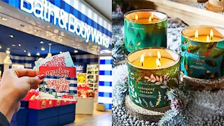 Bath & Body Works Canada Is Creating A New Website So You Can Shop Online