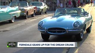 Ferndale prepares for 2018 Woodward Dream Cruise with road closures - Video