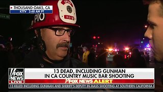 13 people killed including shooter in California bar shooting