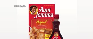 'Aunt Jemima' brand changing name and image