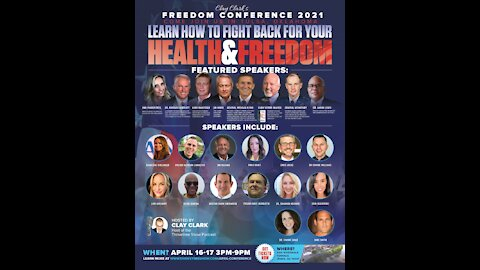 General Flynn, Lin Wood, Mike Lindell, Sidney Powell & Patrick Byrne Headline Freedom Conference