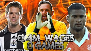 10 Footballers Who STOLE A Living! - Video