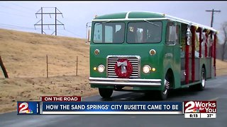 How Sand Springs' city busette came to be