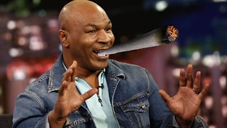 Mike Tyson Helping America Get HIGH AF with New Weed Resort - Video