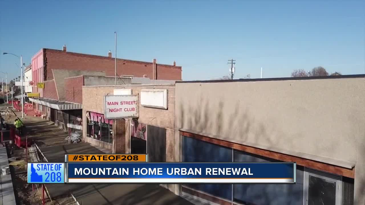 State of 208: Mountain Home Urban Renewal