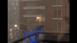Power Knocked Out in Arlington as Storm Sweeps DC Area