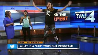 Ask the Expert: HIIT Workout - Video