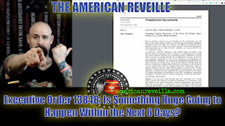 Executive Order 13848: Is Something Huge Going to Happen Within the Next 6 Days?