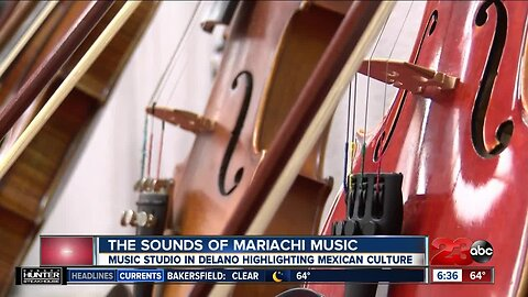 The Sounds of Mariachi Music