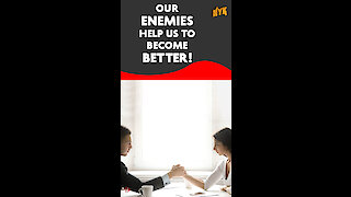 5 reasons you should love your enemy *