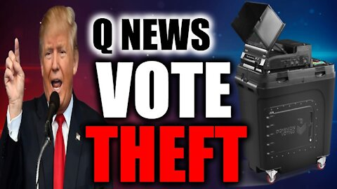 Exposing The Criminal Theft Of The 2020 Presidential Election & Big Tech/MSM Cover-Up!