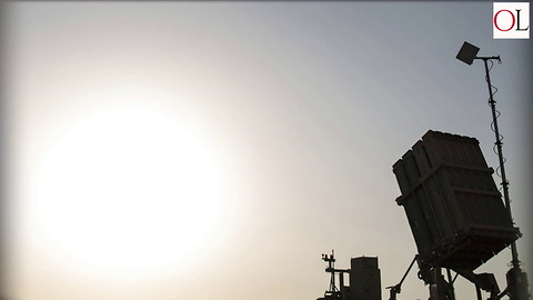 Israel Fires Iron Dome In Error