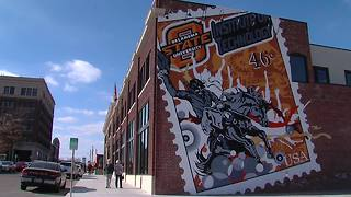 OSUIT opens renovated Grand Old Post Office for student housing - Video