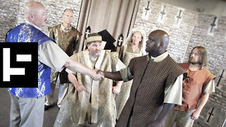 Inmates Put On Costumes To Play Shakespeare Behind Bars - Video