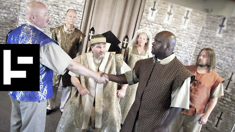 Inmates Put On Costumes To Play Shakespeare Behind Bars
