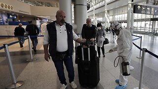 Airline Losses Could Top $100 Billion As Coronavirus Disrupts Travel
