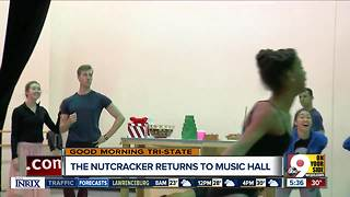 Nutcracker opens Thursday night at Music Hall - Video
