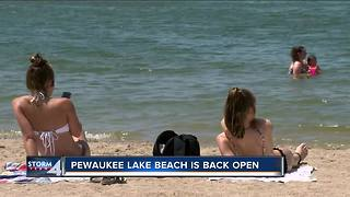 Waukesha County copes with the weekend heat wave - Video