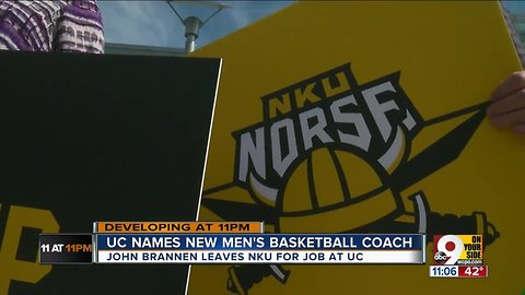 UC hires NKU basketball coach