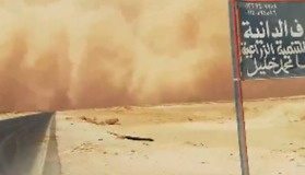 Severe Sandstorms Prompt State of Emergency in Egypt's Sohag - Video